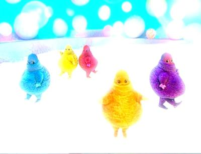 Boohbah Childrens Tv Jedi S Paradise