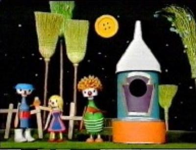 Button Moon Childrens Tv Jedi S Paradise
