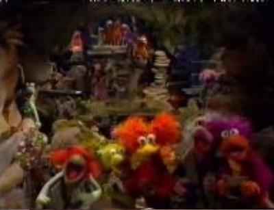 Fraggle Rock Childrens Tv Jedi S Paradise
