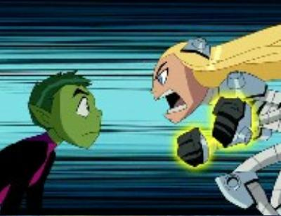 Rather valuable Teen titans the lost episode can not